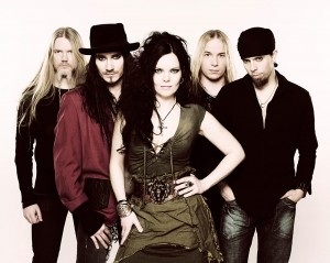 Nightwish Promopic Dark Passion Play