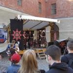 Heidenlaerm auf der Bühne