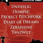 Flyer ZitaRock 2009